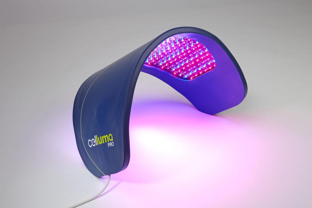 celluma pro lumière led rouge anti-âge