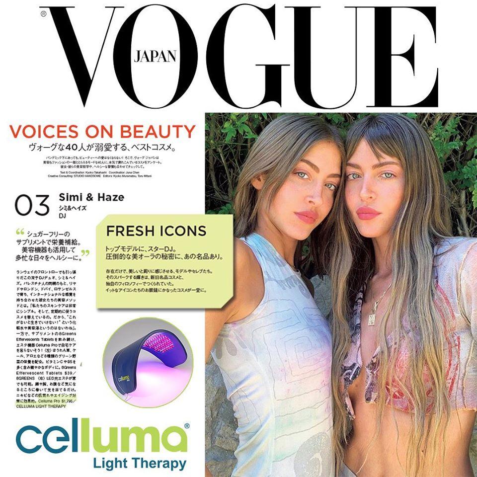 Celluma Vogue